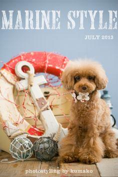 poodle marine style