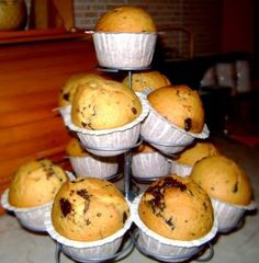Muffin Recipes, Cupcake Recipes, My Recipes, Healthy Recipes, Healthy Meals, Muffins, Hungarian Recipes, Hungarian Food, Cheesecake Brownies