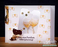 liebste schwester: VIP-Donnerstag - Shadow Box Card