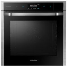 Buy Samsung NV73J9770RS Chef Collection Gourmet Vapour Technology™ Single Oven with Wifi, Touch LCD, Stainless Steel   John Lewis