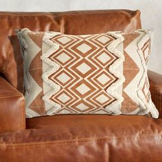 Burnt Orange Bedroom, Burnt Orange Living Room, Orange Couch, Orange Bedding, Orange Throw Pillows, Colorful Pillows, Boho Pillows, Tribal Bedroom, Boho Throw Blanket