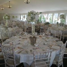 Hunton Park - Summer Marquee - Hundreds of Styling Ideas to make your wedding unique to you! Dress It Yourself in Hertford, Herts Wedding Venue Decorations, Wedding Themes, Wedding Venues, Table Decorations, Wedding Ideas, Hunton Park, Park Hotel, Unique Weddings, Wedding Unique
