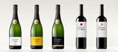 Colección completa de vinos y cavas de Dominio de los Duques de la bodega Pago de Tharsys.  Esperamos que os gusten!! :D
