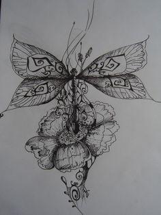 Tatuagem de libélua 8