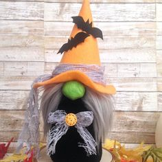If your yard is looking a little plain then it s time to spookify it with our selection of our outdoor halloween decorations. We have plenty of adornments designed to make your yard look like one frightening including hanging ghouls . Fall Halloween, Halloween Crafts, Halloween Prop, Halloween Witches, Outdoor Halloween, Halloween 2018, Happy Halloween, Fall Crafts, Holiday Crafts