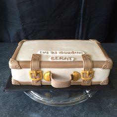 Suitcase Cake Koffer Torte Bavul Pastasi
