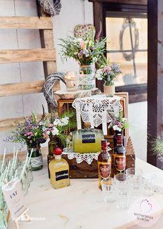 tematyczne dekoracje ślubne