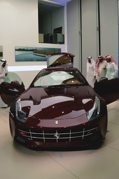 Ferrari — | Luxury Photography - KouraJewels
