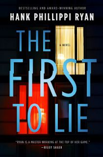 Review: The First to Lie by Hank Phillippi Ryan
