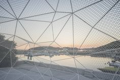 Image 28 of 46 from gallery of Sou Fujimoto's Naoshima Pavilion Photographed by Laurian Ghinitoiu. Photograph by Laurian Ghinitoiu