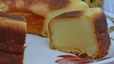 RECEITA DE TORTA DE BATATA COM RECHEIO DE FRANGO - Tudo Sobre Receitas Food Cakes, Mole, Cakes For Women, New Cake, Portuguese Recipes, Moist Cakes, Cake Ingredients, Baking Pans, Cornbread