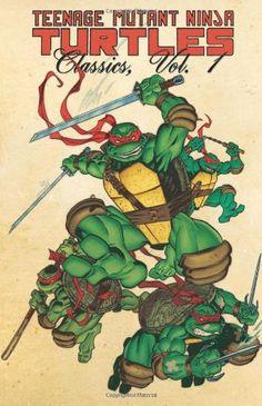 Teenage Mutant Ninja Turtles Classics Volume 1 by Michael Dooney http://www.amazon.ca/dp/1613772343/ref=cm_sw_r_pi_dp_lwlKwb1W8Y8R0