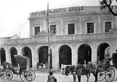 El Portal del Comercio 1900s