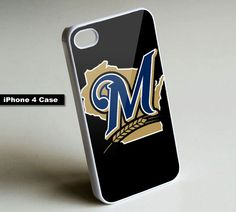 Milwaukee Brewers - iPhone 4 Case, iPhone 4s