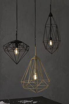 JSPR - Diamonds hanglampen serie