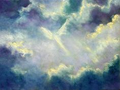 A Gift From Heaven Painting by Marina Petro