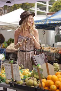 Farmer's Market!! Hello Summer