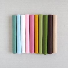 Kitschy Christmas // Wool Felt for Pattern // Benzie Guest Curator