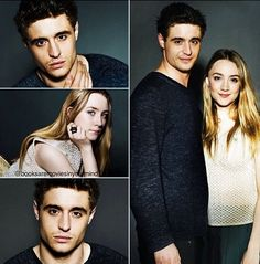 Max Irons & Saoirse Ronan - The Host