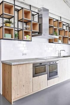 #plywood can be beautiful and sophisticated   @meccinteriors   design bites   #kitchen