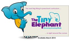 A new preschool curriculum for personal, in home childcare, and preschool facility use.  March 2014.  http://www.thetinyelephant.com