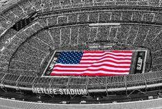 METLIFE STADIUM - NY JETS - 9/11