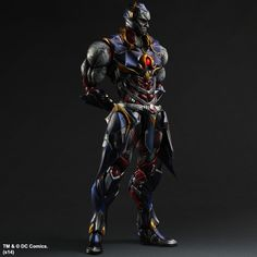 Store | SQUARE ENIX Europe - DC Comics VARIANT PLAY ARTS KAI - Darkseid