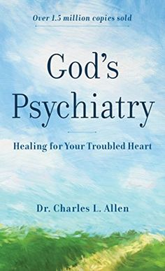 """Noted spiritualist and minister of the 1950s Charles L. Allen would actually write prescriptions for the sick soul. In this work he gives a prescription for fear and sorrow: """"23rd Psalm, five times a day, for seven days.""""  Dr. Allen first takes the 23rd psalm apart, and explains the prayer as God has given him to understand it. Millions tried his prescriptions. My daughter lent me the book. It works. Each time one says the prayer the mind understands it differently; the heart opens more."""