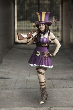 Caitlyn: League of Legends