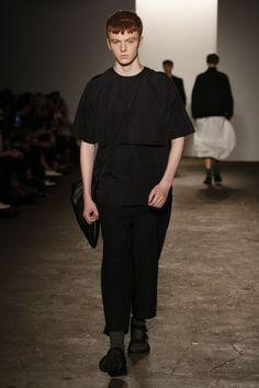 Jake Shortall for Siki Im at New York Fashion Week