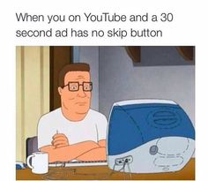 There should always be a skip button.