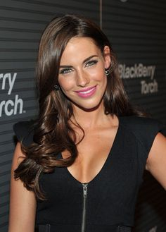 Jessica Lowndes - gorgeous colour with subtle, natural, highlights.