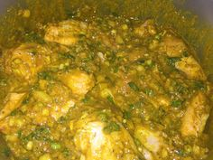 Great recipe for Baked Curry Chicken Wings. Tired of making curry chicken the classic way? Baking the chicken wings gave this recipe a great twist! Curry Chicken Wings Recipe, Baked Curry Chicken, Jamaican Curry Chicken, Chicken Wing Recipes, Jamaican Dishes, Jamaican Recipes, Jamaican Rice, Guyanese Recipes, Haitian Recipes