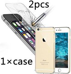 Sale Preis: Bekhic Iphone 6 Plus 6s Plus Case Cover + 2pcs Tempered Glass Screen Protectorfor Iphone 6 Plus 6s Plus 5.5 Inch [Best Deal]. Gutscheine & Coole Geschenke für Frauen, Männer und Freunde. Kaufen bei http://coolegeschenkideen.de/bekhic-iphone-6-6s-plus-case-cover-2pcs-tempered-glass-screen-protectorfor-iphone-6-plus-6s-plus-5-5-inch-best-deal-5-5-clear-case-2x-protector