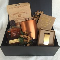 Loved and Found. Custom and curated gift boxes.