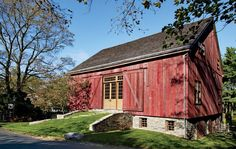 Old Barns Renovated Into Homes Who Handled The Architectural Design To Transform A 19th