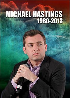Police, Firefighters Ordered Not To Speak About Michael Hastings Crash infowars.com BECAUSE THERE'S A WAR ON FOR YOUR MIND