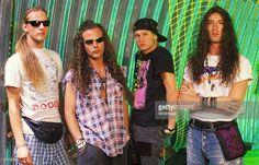 Alice in Chains, anos 90- Uso de pochete.