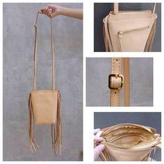 Cross Body Fringe Bag Trendy by MerchantHouseSG on Etsy