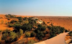 Al Maha Resort is nestled in a verdant palm oasis deep within Dubais magical dune and desert landscape in the Dubai Desert Conservation Reserve and plays a vital role in its conservation.#almaha #luxuryhotel #luxurytravel #luxurytraveller #dubaiexperience #travelinstyle #traveltheworld #wondersoftheworld #desert #seetheworld