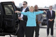 Clinton's Pantsuits Inspire Flashmob Video