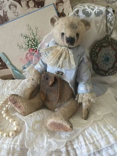 The Old Post Office Bears - Bears for Adoption