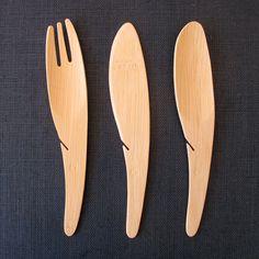 WASARA Bamboo Utensils - Click Image to Close
