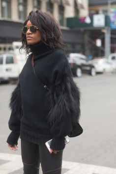 Black Never Goes Out Of Style