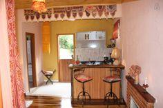 Ganhe uma noite no  ROMANTICO CHALE NO VALE DO PAVAO - Chalés para Alugar em Visconde de Mauá no Airbnb!