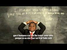 Garotinho faz vídeo listando as 20 coisas mais importantes que se pode dizer  (e o menino é uma fofura) /  20 things we should say more often.  (and the kid is so cute)