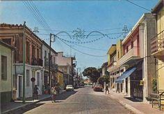 Ξυλόκαστρο 1977 As Time Goes By, Old Photos, Greece, Street View, History, Pictures, Travel, Memories, Vintage