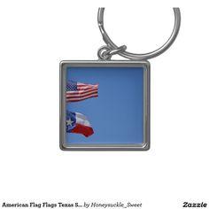 American Flag Flags Texas Stars Stripes