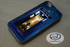 Space And Time traveller Police Box Case iPhone, iPad, Samsung Galaxy & HTC One Cases