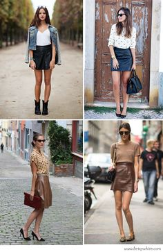 Trendspotting: Lovely in Leather